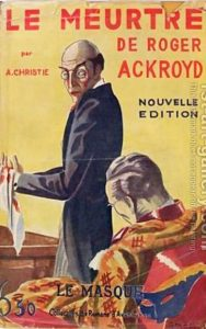 Cover-Of-The-Murder-Of-Roger-Ackroyd-By-Agatha-Christie-1890-1976-1927
