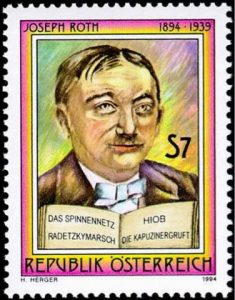 Joseph -Roth stamp