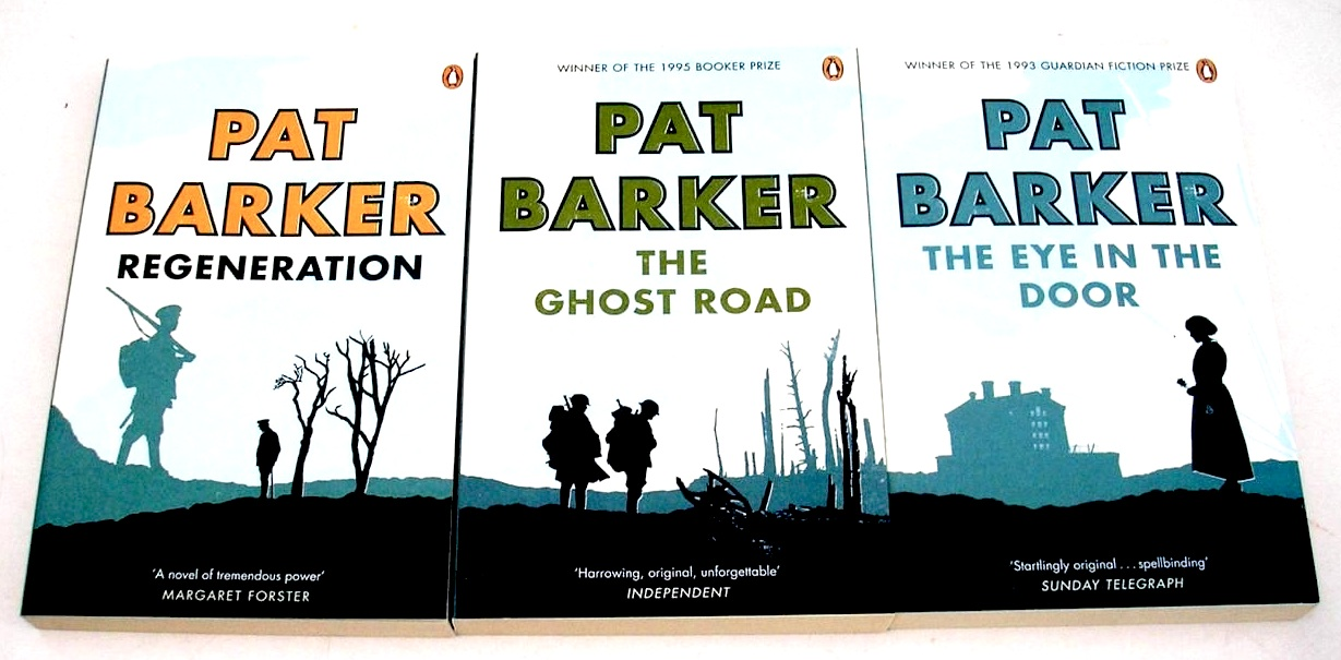 extract from regeneration by pat barker The paperback of the border crossing: a novel by pat barker at the young man who asks this in pat barker's border crossing isn't regeneration by pat barker.