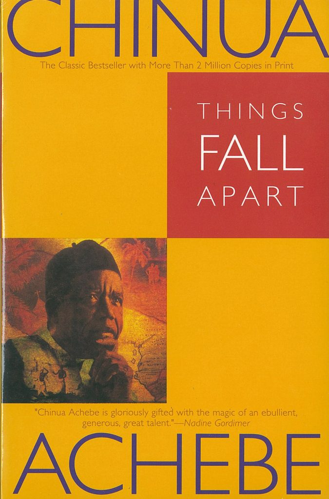 an essay on the novel things fall apart by chinua achebe In the final paragraph of the book things fall apart, chinua achebe seems to be saying that not all things that are written about his culture are exactly right.