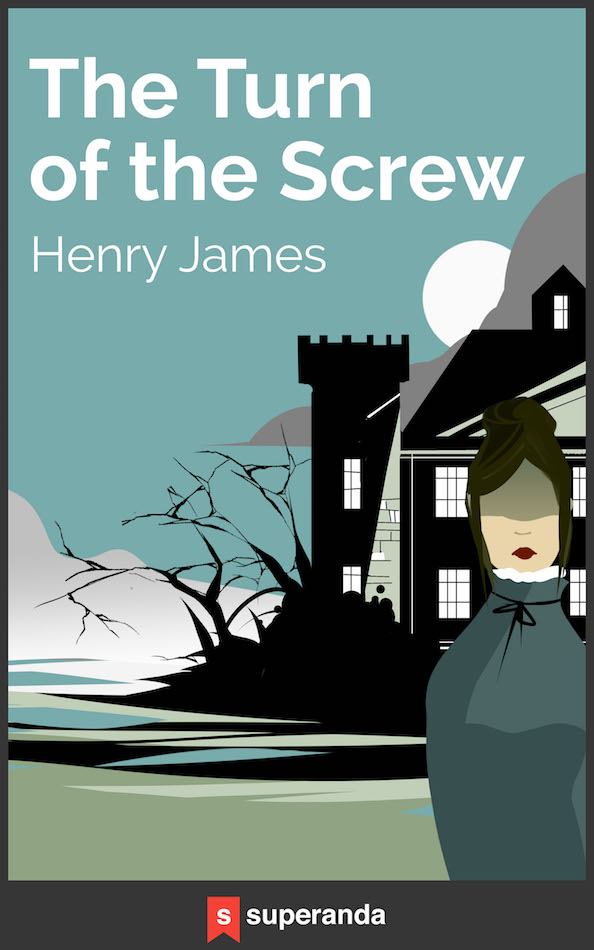 the turn of the screw henry james essay Starting an essay on henry james's the turn of the screw organize your thoughts and more at our handy-dandy shmoop writing lab.