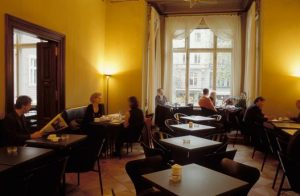 Cafe Literature Berlin 3