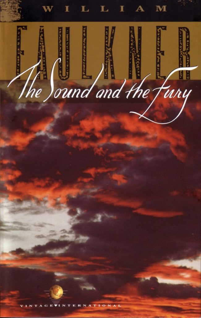an analysis of a southern family disintegration in the sound and the fury by william faulkner The sound and the fury essay an analysis of william faulkner's the sound and the an analysis of a southern family disintegration in the sound and the fury.