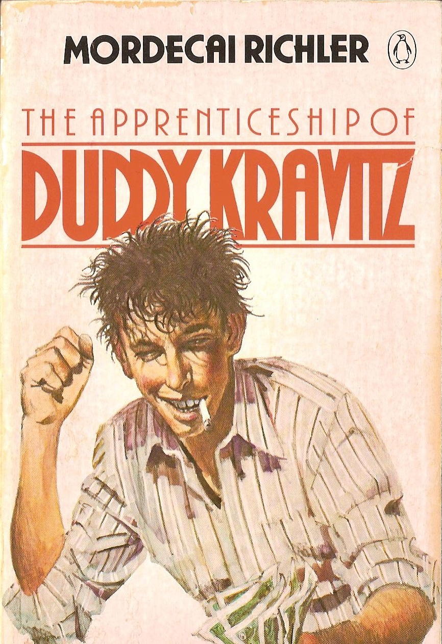 a look at the insecurities of duddy in the apprenticeship of duddy kravitz by mordecai richler From mordecai richler, one of our greatest satirists, comes one of literature's most delightful characters, duddy kravitz -- in a novel that belongs in the pantheon of seminal twentieth century books.