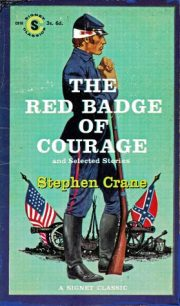 literary analysis of the book the red badge of courage by stephen crane Title length color rating : steven crane's role in the literary revolution and an analysis of the red badge of courage - if it takes a revolutionary to topple the general way of thinking, stephen crane is that revolutionary for american literature.