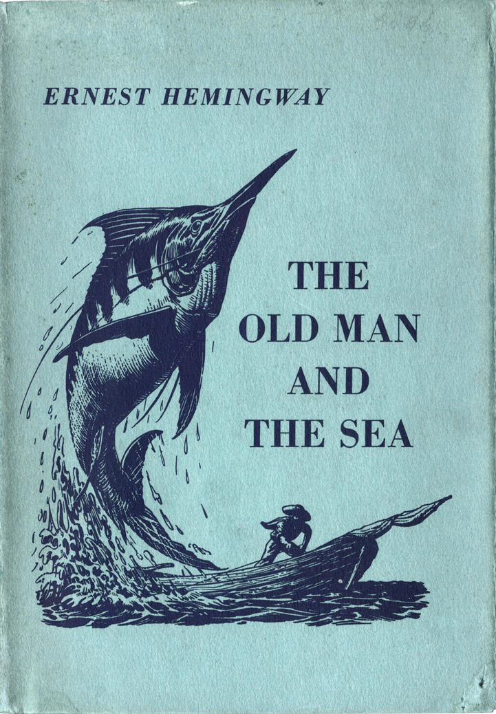 a report on the old man and the sea by ernest hemingway and the crucible by arthur miller